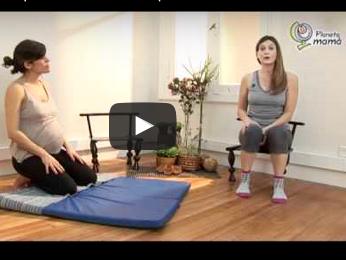 Video  Ejercicios para calmar el dolor de espalda durante el embarazo 95db2b4d18a2