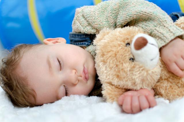 84b9b0266bcf Ese muñeco o trapito que el bebé necesita cerca para poder dormir  tranquilo, tiene un nombre y una razón: