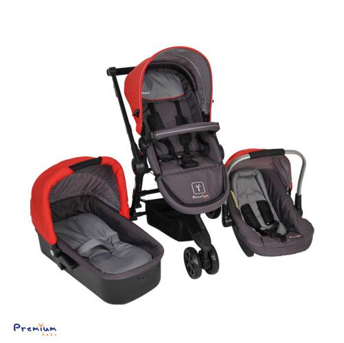 Cochecito 3 en 1- Baby Company