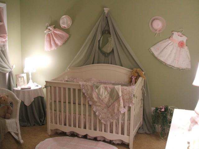 estilo romántico, decoración