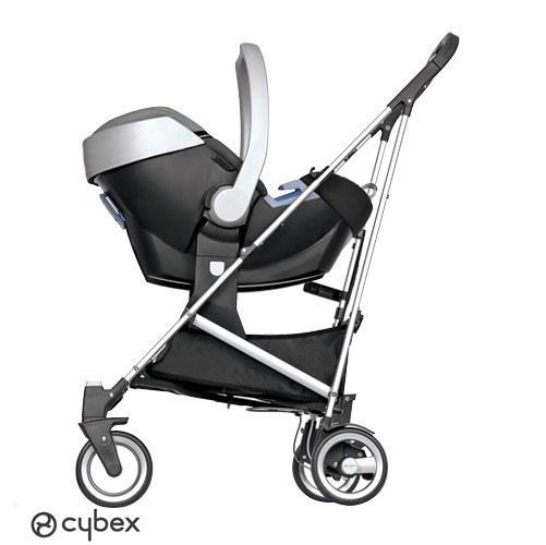 Cochecito- base con butaca para auto Baby Company