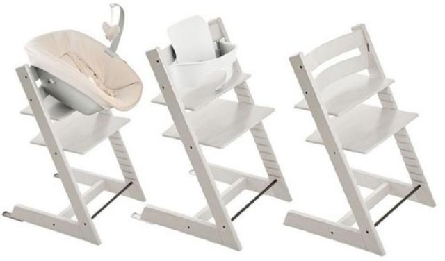 C mo elegir la silla de comer para el beb planeta mam - Silla tripp trapp precio ...