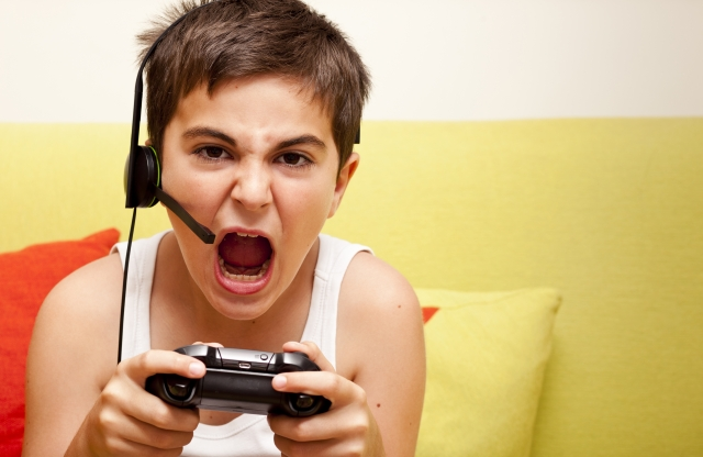 Los Videojuegos Violentos Son Perjudiciales Para Los Chicos